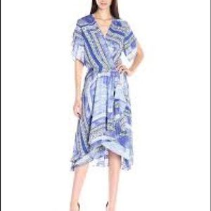 PARKER dominica dress size SMALL